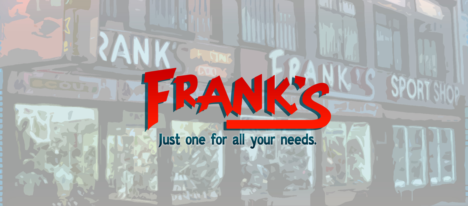 Welcome to Frank's Sport Shop image