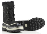 Caribou Black Tusk Boot