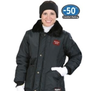 Womens Iron-Tuff Freezer Wear Coat
