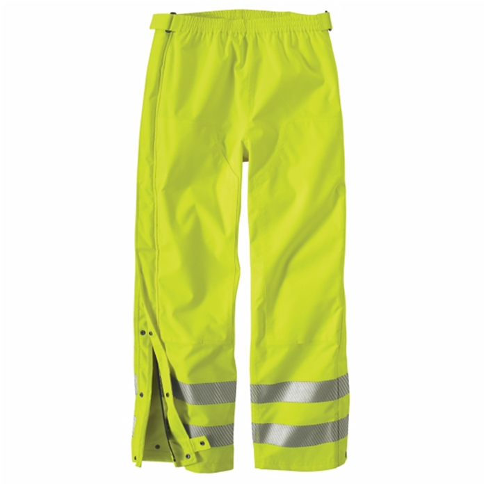 HIGH-VISIBILITY CLASS 3 WATERPROOF PANT