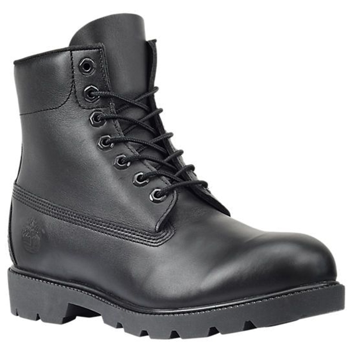 Timberland Waterproof 6 Inch Basic Boot Black