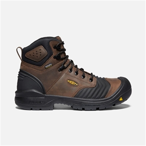 "Men's Portland 6"" Waterproof Boot Carbon-Fiber Toe"