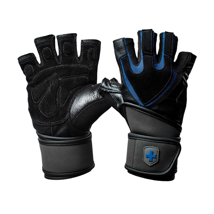 Training Grip Wristwrap Gloves