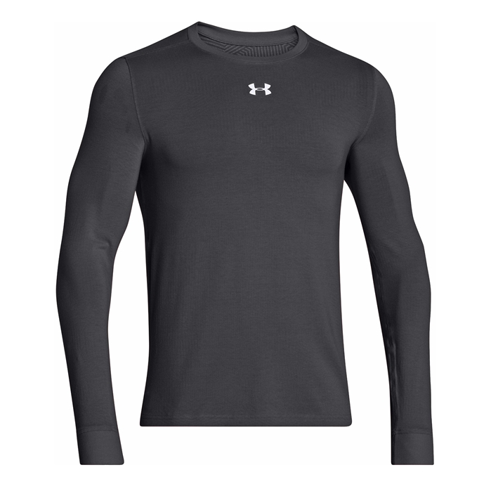 UA ColdGear® Infrared Crew Black Shirt