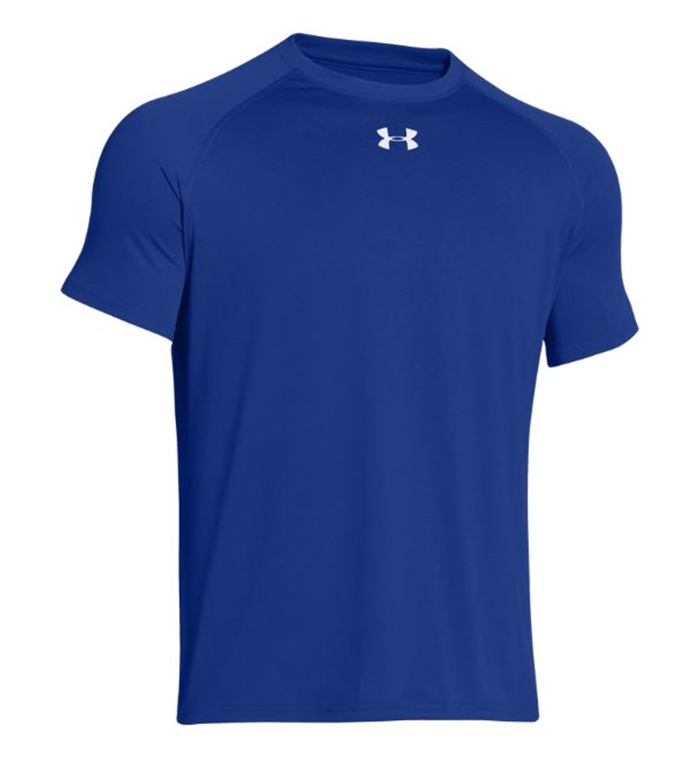 UA Tech™ Locker T Short Sleeve Royal Shirt