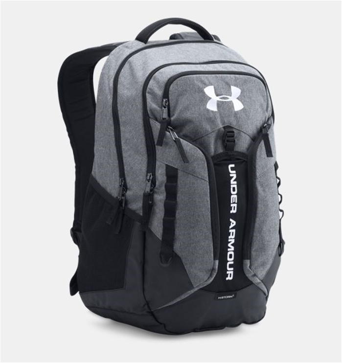 UA Storm Contender Graphite Backpack