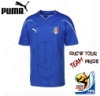 Puma Italia Home Replica Kids Shirt