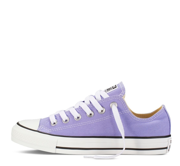 Chuck Taylor Classic Lilac Low Shoes