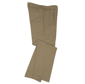 1515 PROFESSIONAL FRONT WITH FOLDS Wrinkle Free Pants