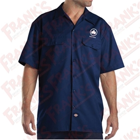 NYC Parks and Recreation Short Sleeve Work Shirt