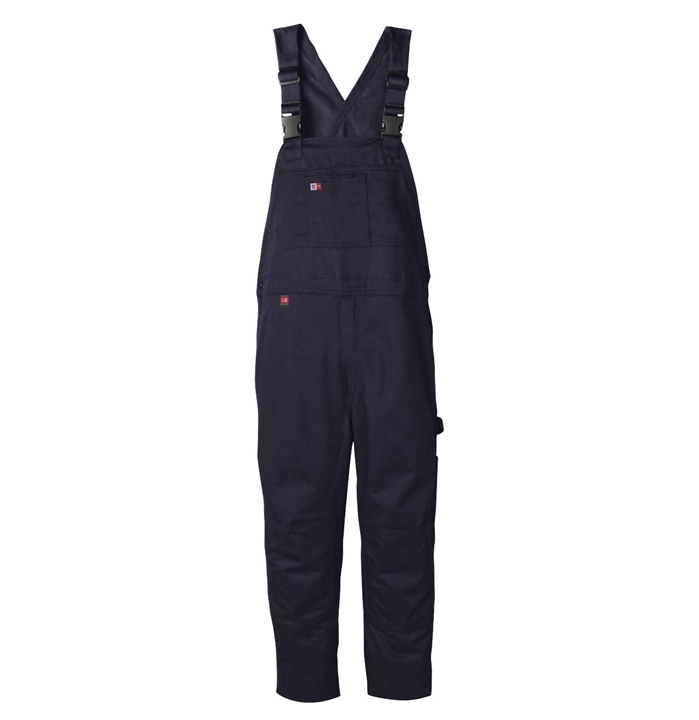 9 OZ Westex UltraSoft® Flame Resistant Unlined Bib Overall