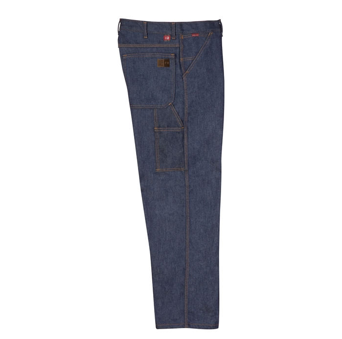 14 OZ Westex Indigo® Fire Resistant Denim Relaxed Fit Jeans