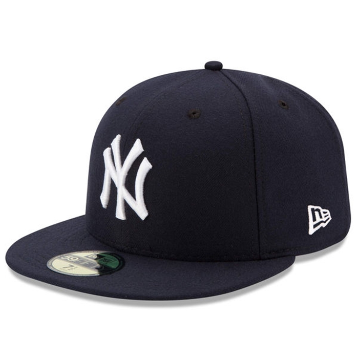 0c1f75a52bda2e NY Yankees Authentic On Field Game 59FIFTY