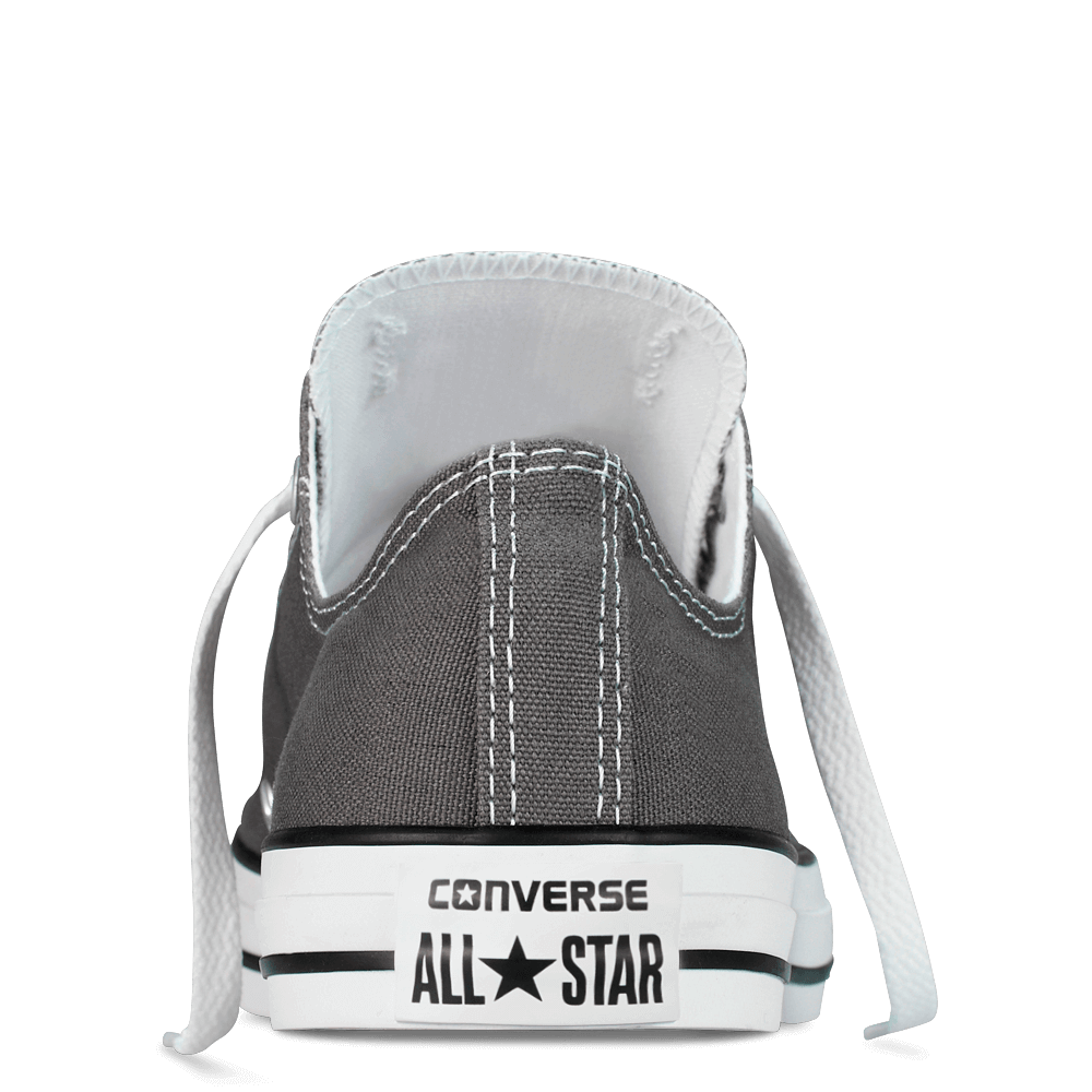 c7f7470eb150 Chuck Taylor Classic Charcoal Low Shoes