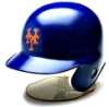 Riddell New York Mets Mini Helmet