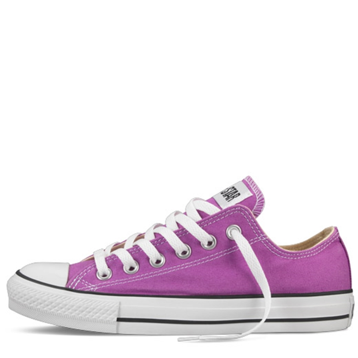Chuck Taylor All Star Low Iris Orchid Shoe