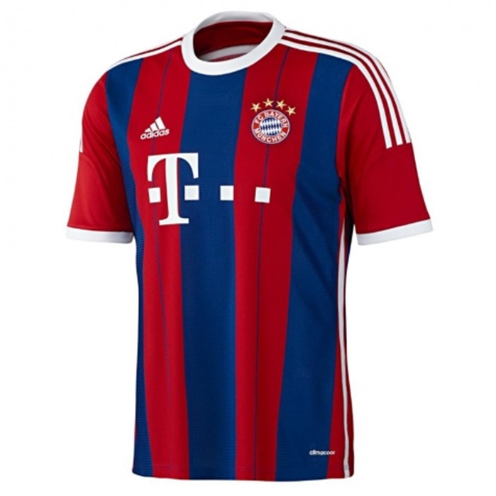 2014-15 Bayern Munich Adidas Home Football Shirt