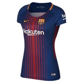 Nike Womens Barcelona Home Jersey 2017-18