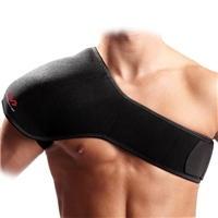 Thermal Shoulder Wrap with hot-cold gel packs