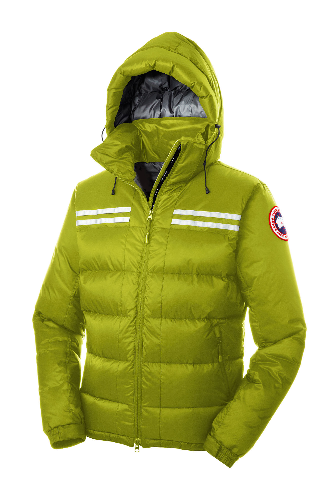 canada goose Lightweight Down Jackets Rain Yellow
