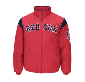 Majestic Authentic Boston Red Sox On-Field Premier Jacket