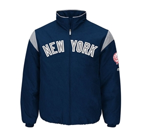 Majestic NY Yankees Authentic On-Field Premier Jacket
