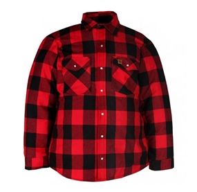 BIG BILL LINED PREMIUM FLANNEL WORK SHIRT