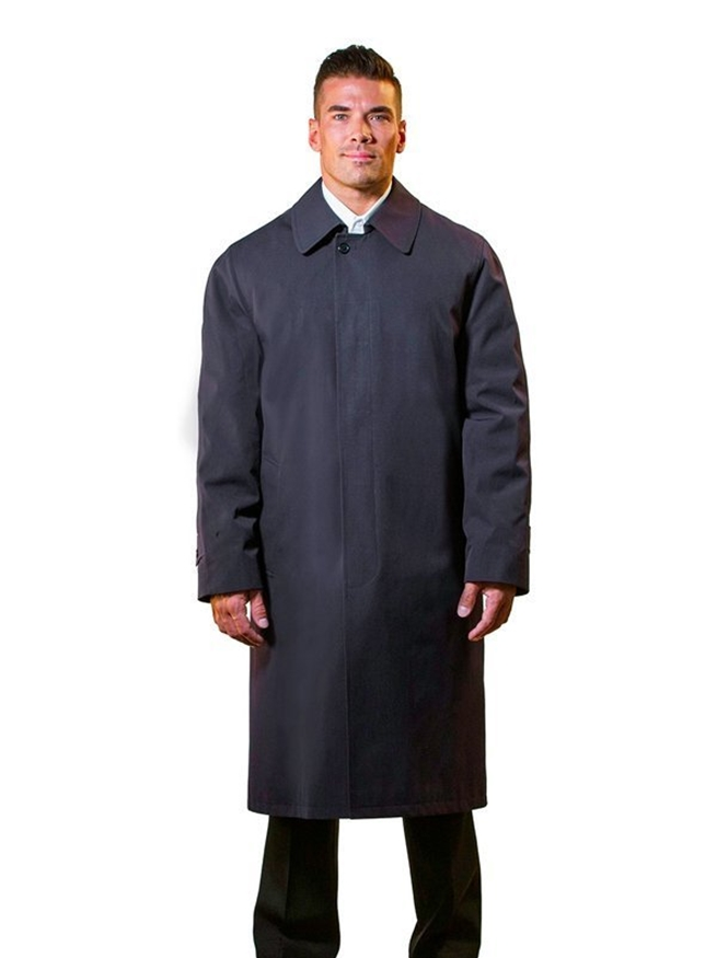Men's Canterbury Single Breasted Trench Coat