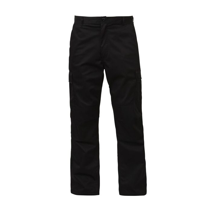 Relaxed Fit Zipper Fly BDUCargo Pants