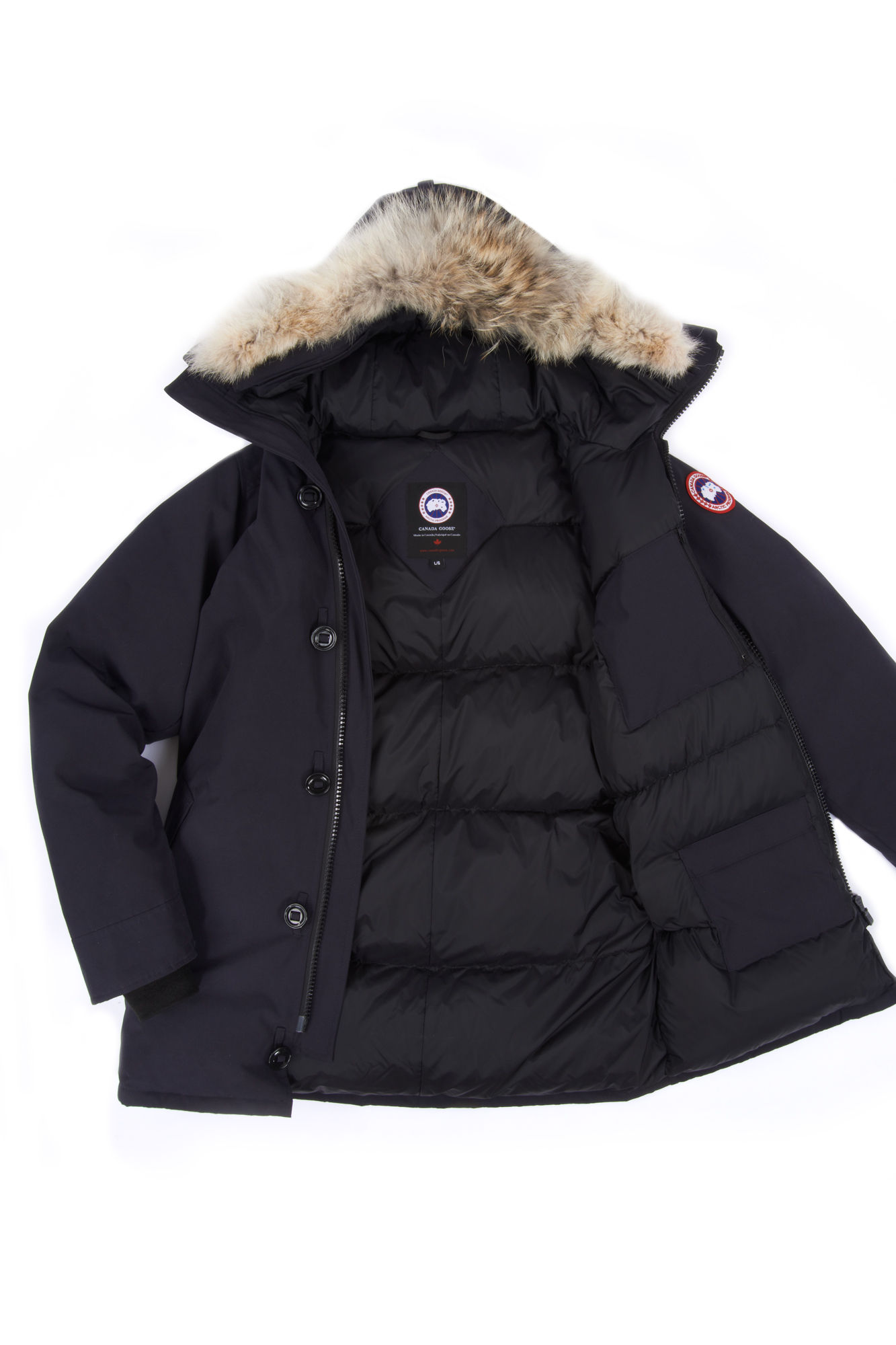 2d744066cd0 Canada Goose Chateau Parka. click on thumbnail to zoom