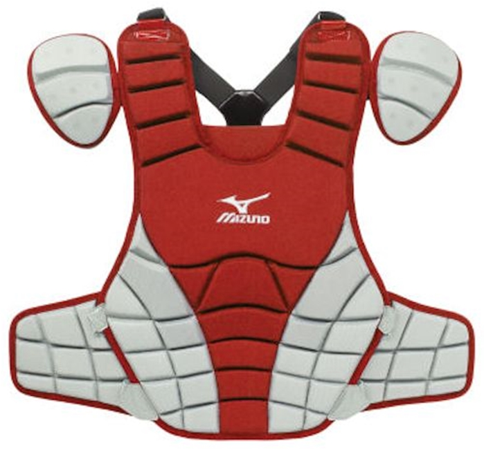 Samurai Chest Protector G3 Red