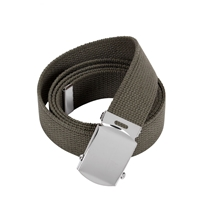 """1 3/4"""" Leather Garrison Belt"""