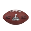 NFL Super Bowl XLVIII Official Authentic Game Ball