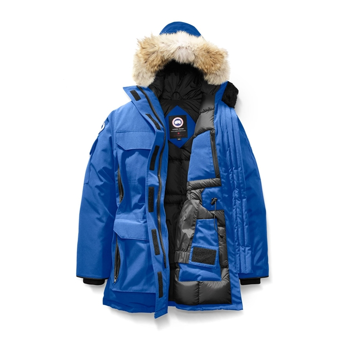 Canada Goose Womens PBI Expedition Parka