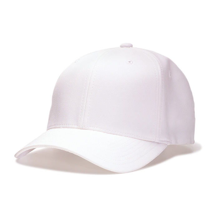 Dalco Flex Fit Football Referee White Cap