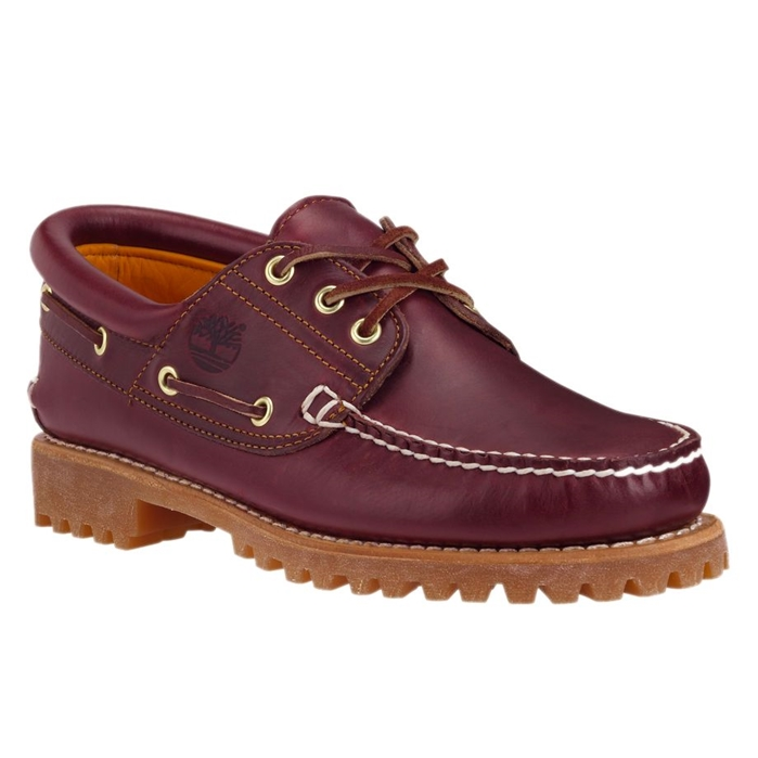 Timberland 3-Eye Classic Lug Shoes