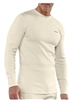 Men's Heavyweight Cotton Thermal Crew Neck T-Shirt
