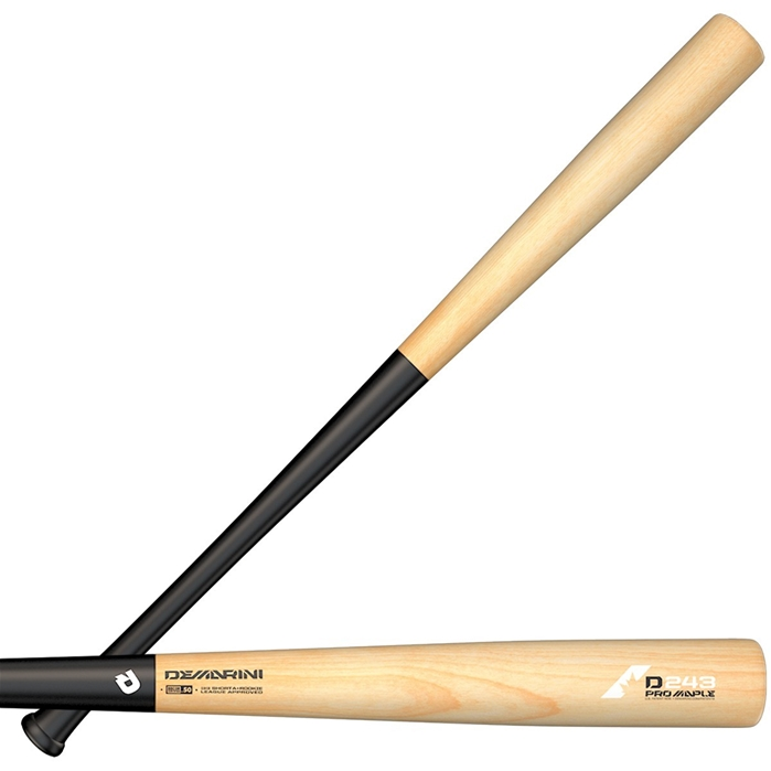 DeMarini d243 pro maple wood composite baseball bat