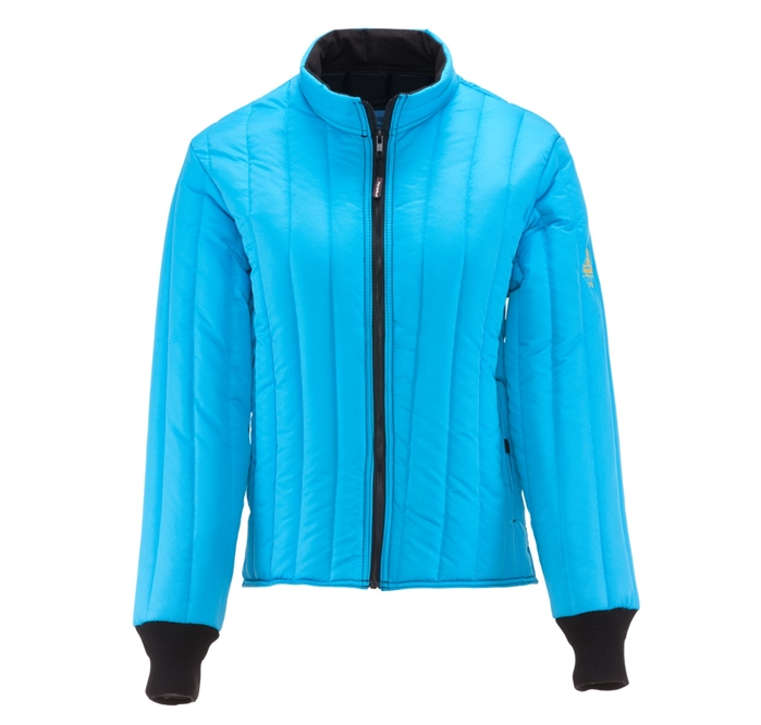 Women's Vertical Puffer Jacket