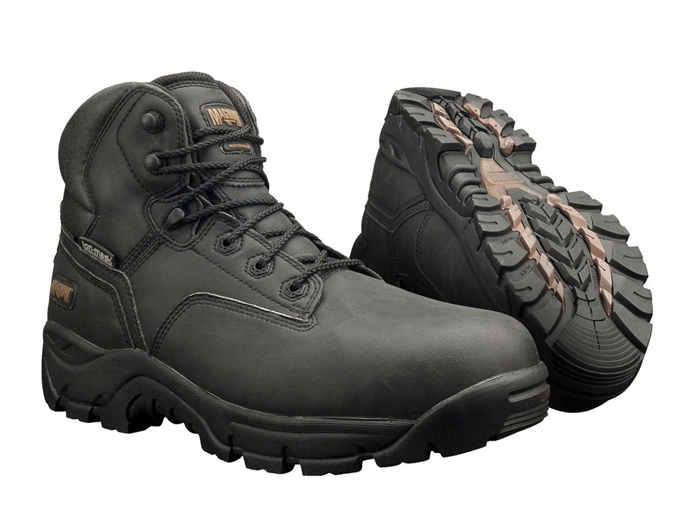 Precision V-Lite WP CT Black Boot