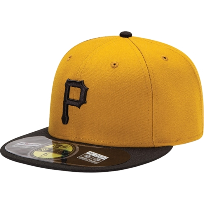 59Fifty Pittsburgh Pirates Authentic Collection Cap
