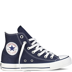 Converse Chuck Taylor All Star Navy Blue Shoes