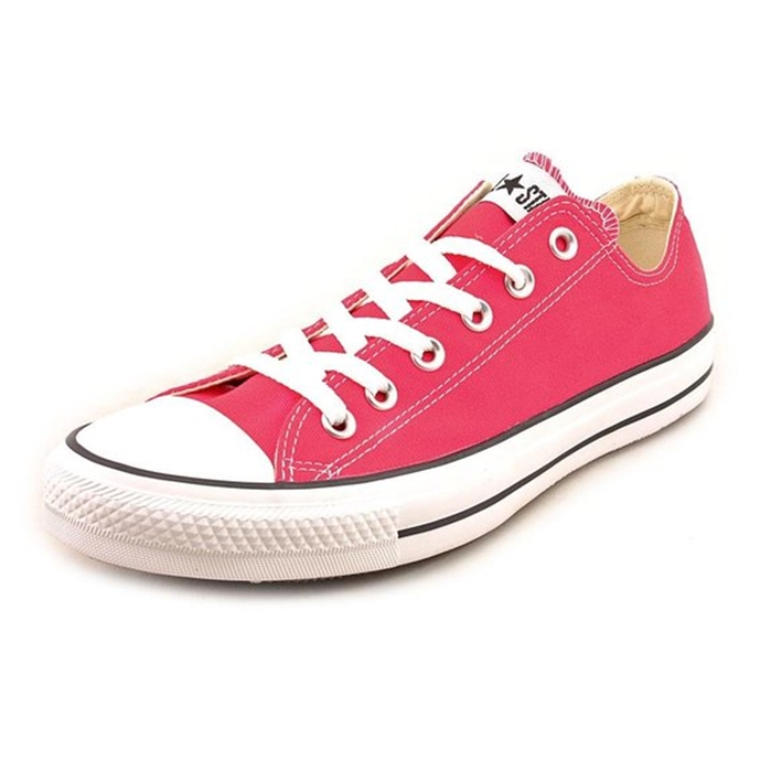 Chuck Taylor All Star Raspberry Low Shoes