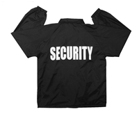 Lined Security Jacket