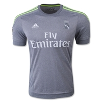 Real Madrid Away Soccer Jersey