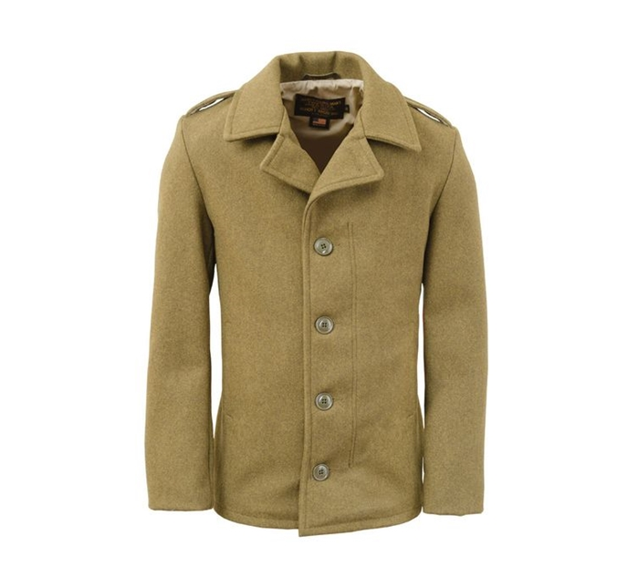 Schott M41 Field Coat in 24 Oz. Wool