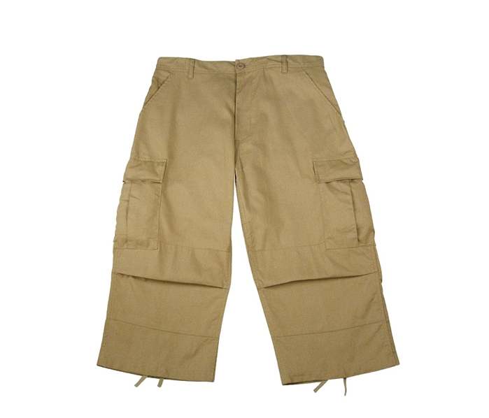 6 Pockets Extra Long Cargo Pants