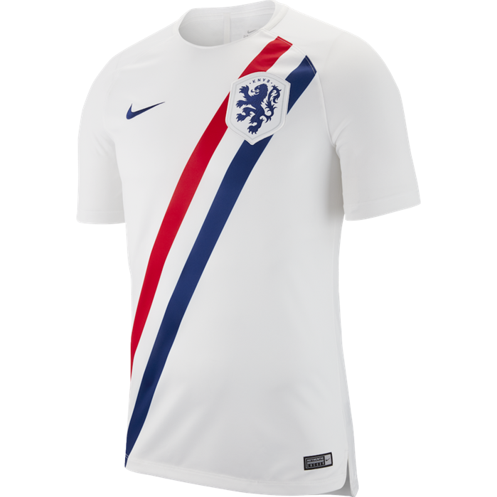 fe3acdab7845 Nike Netherlands Dri-FIT Squad Soccer Jersey