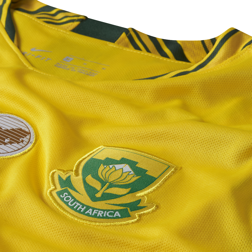 South Africa 16/17 Home Jersey   WORLDRUGBYSHOP.COM  South Africa Soccer Jersey