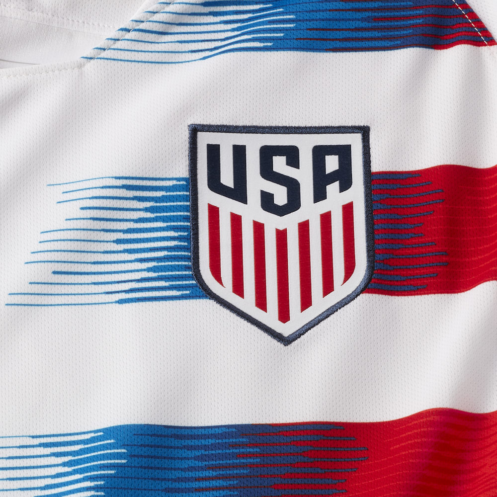 d3df150c5 Nike 2018 US Stadium Home Soccer Jersey, 893902-100